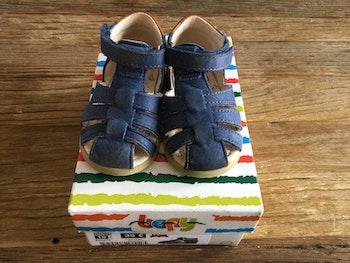 Sandales bleu taille 19
