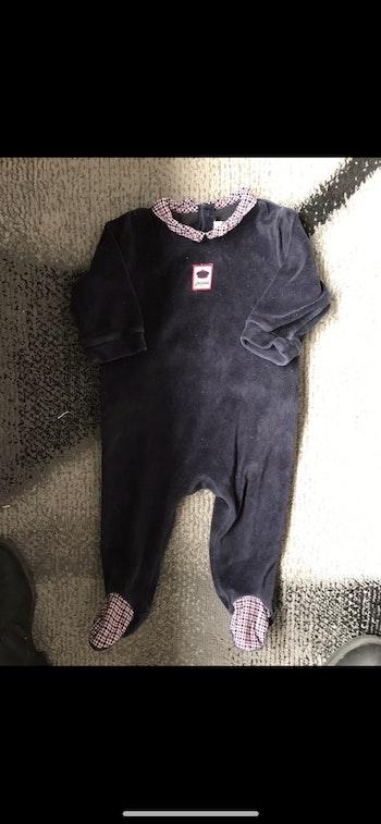 pyjama Jacadi taille 6 mois