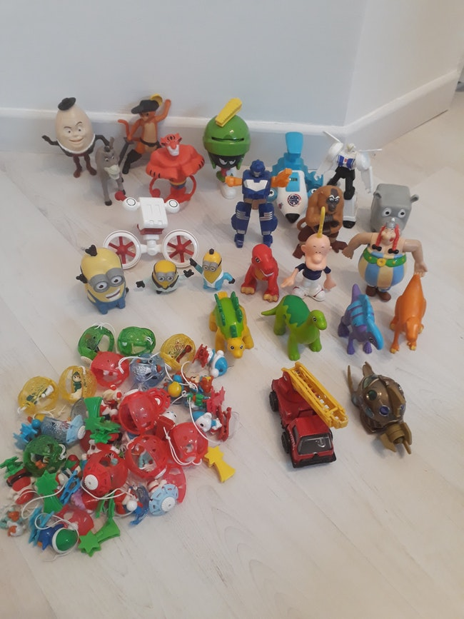 Lot figurines