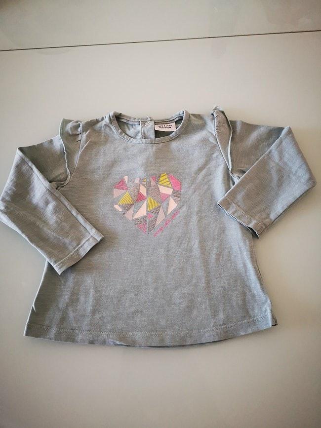T-shirt sacré petit coeur