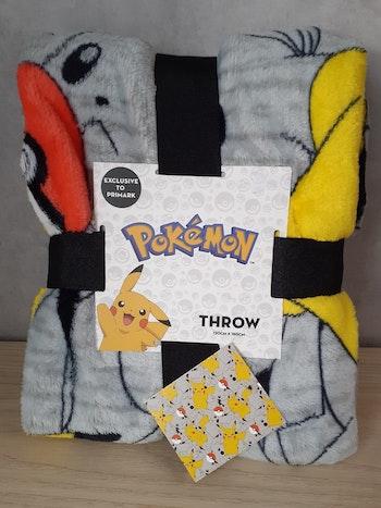 Couverture pokemon Pikachu