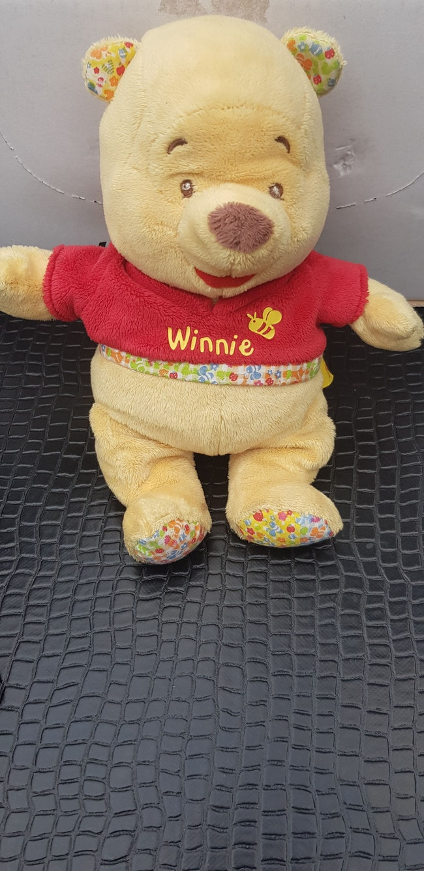 Winnie a remonté