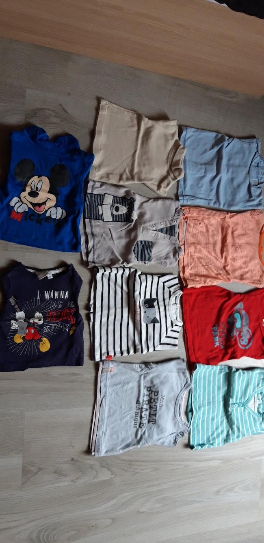 Lot tee-shirt manche longue 3m