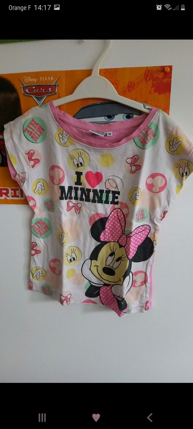 T.shirt minnie