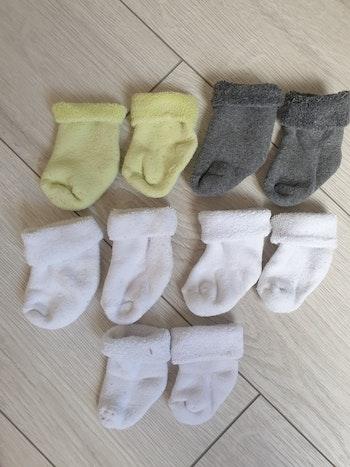 Lot de chaussettes 6-12mois