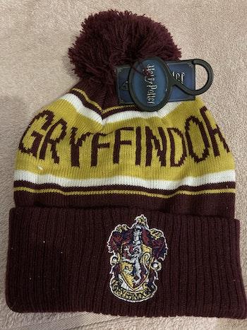 Bonnet griffondor Harry potter