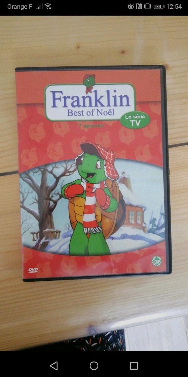 "Dvd ""Franklin best of de Noël"""
