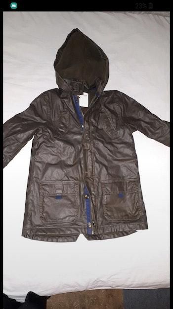 Manteau chaud 10 ans DPAM