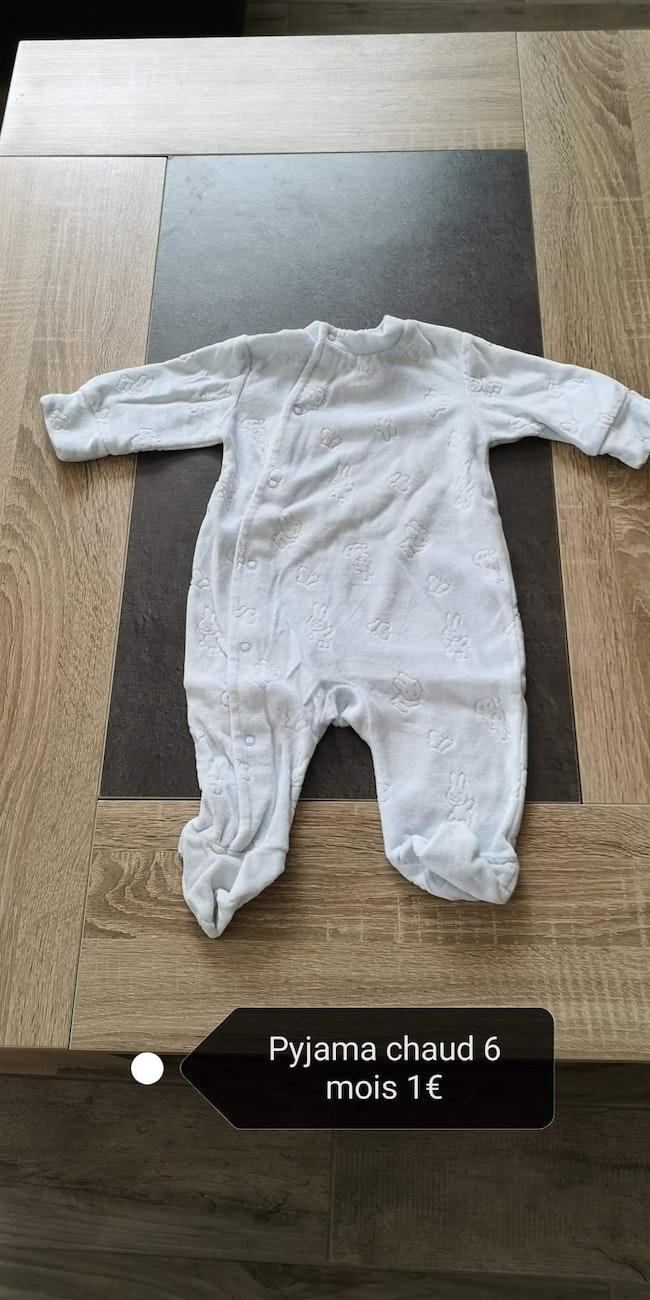 Lot 6 mois garçon