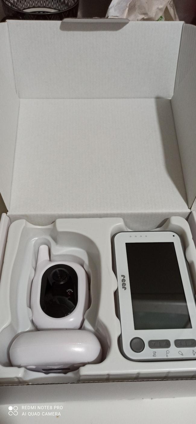 Babyphone caméra neuf