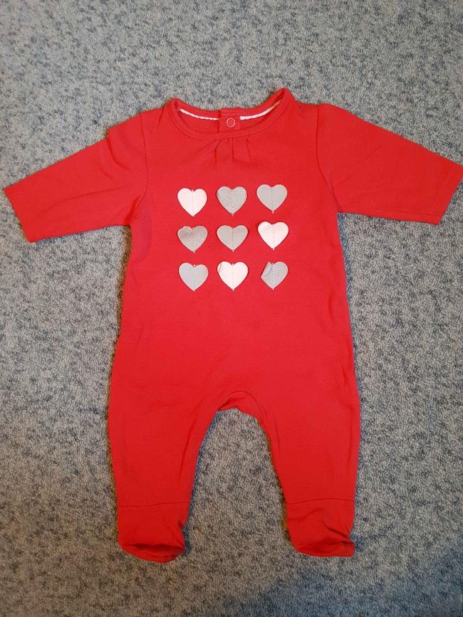 Pyjama Obaibi bébé fille