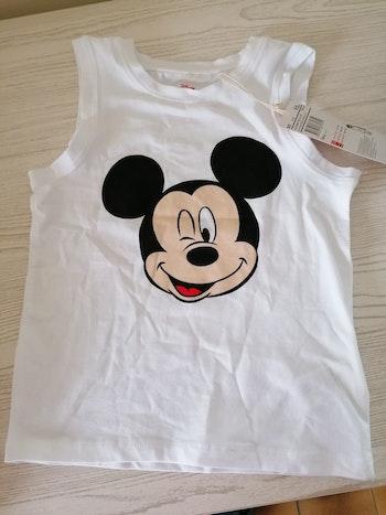 Débardeur 4 ans Mickey