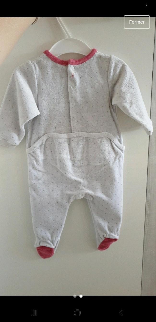 Pyjama hiver 6m
