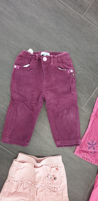 Lot pantalons 6 mois