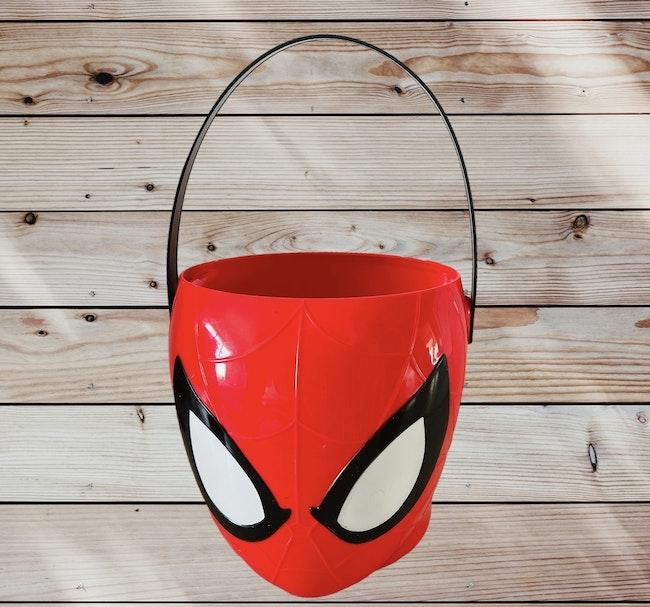 🐣 Spécial Pâques🐣 Panier à œufs de Pâques Spiderman