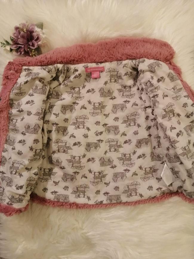 Manteau bébé fille 12/18 mois.