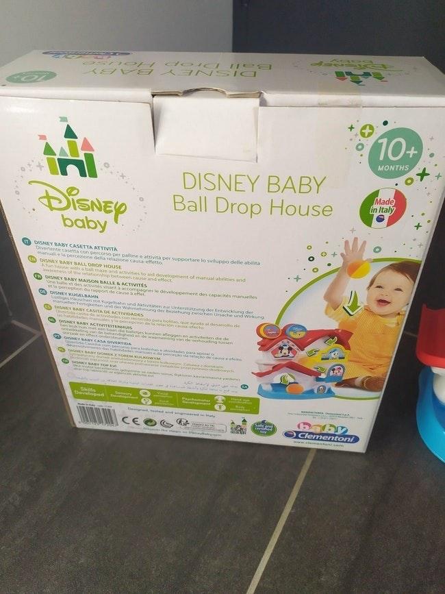 Disney baby balle drop house