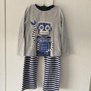 Pyjama velours 8/10 ans