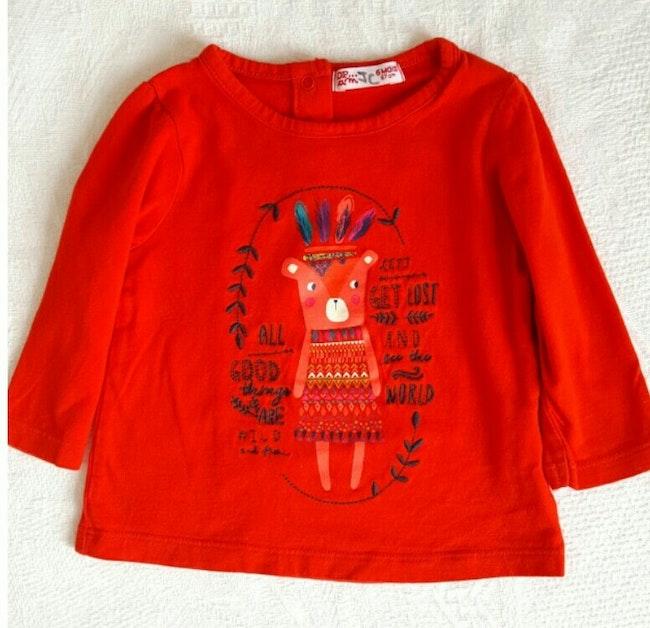 T-shirt 6 mois DPAM