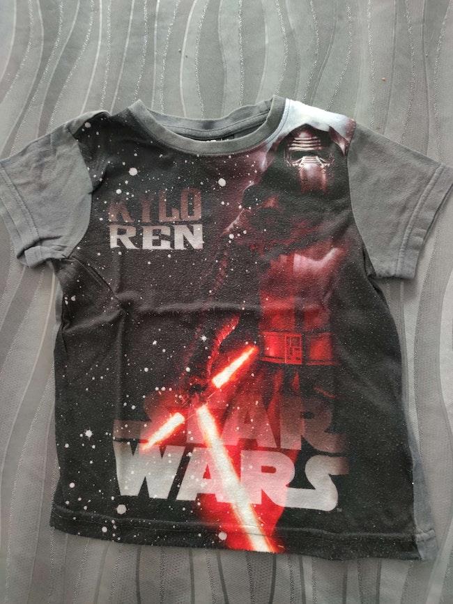 Tee shirt Star Wars 3 ans