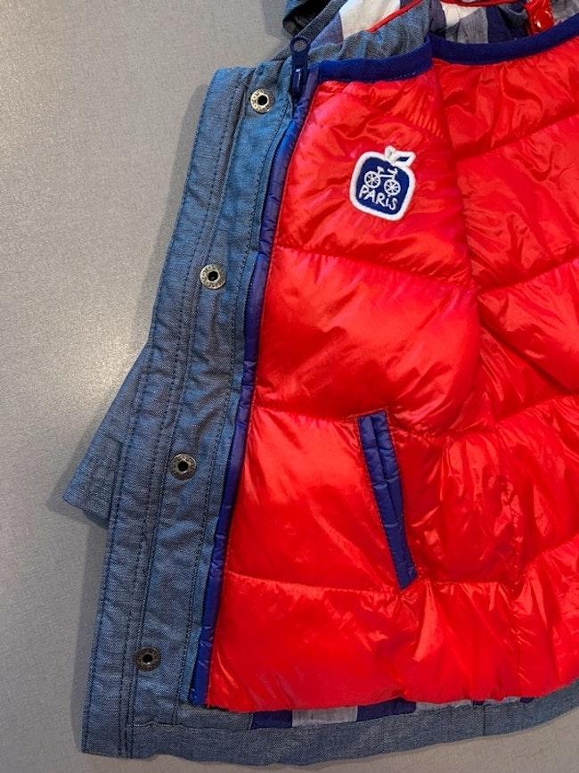 Manteau 2 en 1