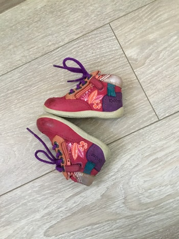 Chaussure Kickers en 19