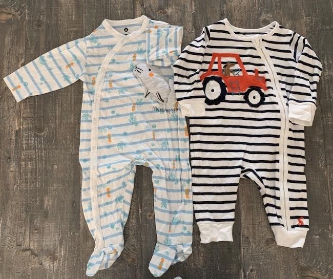 Lot 2 pyjamas 6 mois