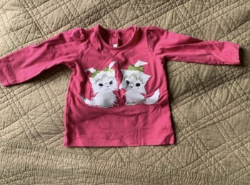 T-shirt rose (3)