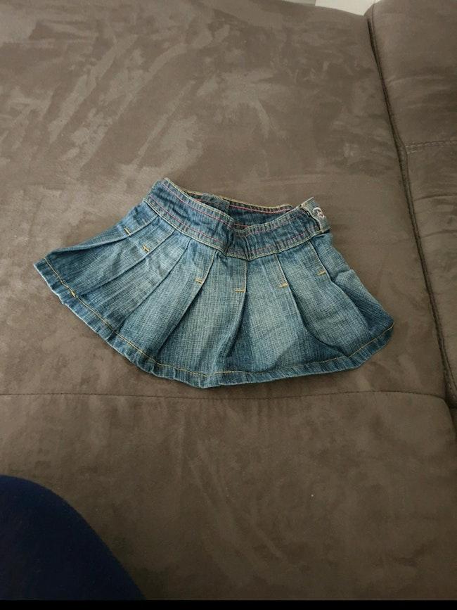 2 jupe et 1 short