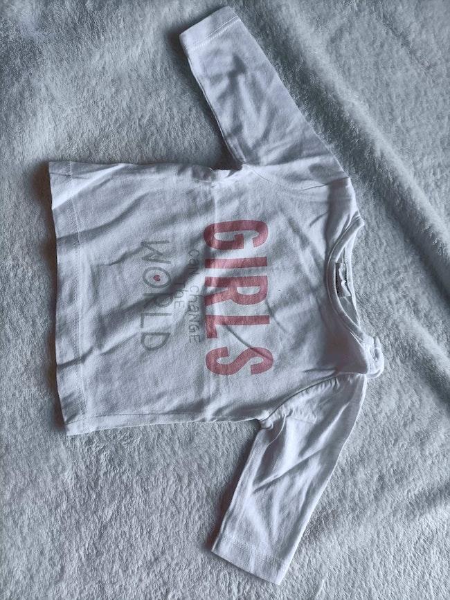 Lot tee shirt 1 mois