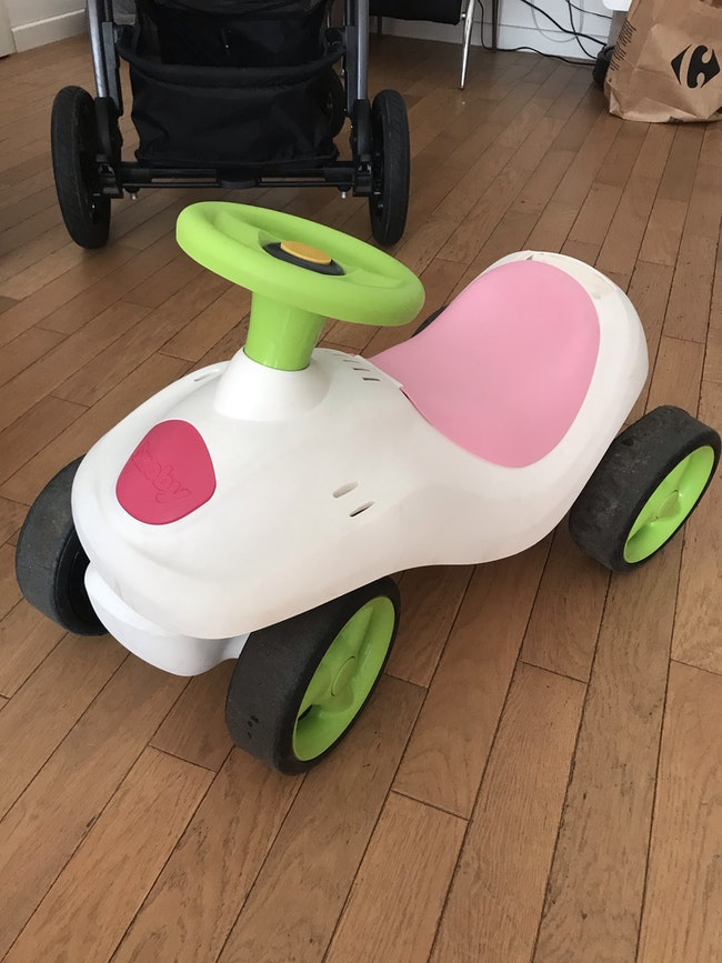 Trotteur Smoby