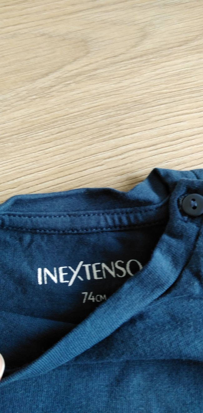 Tee-shirt Inextenso 👣