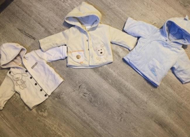 Lot 1 mois manteau