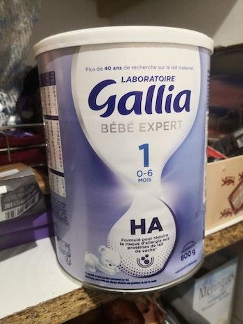 Lait Galia HA 1