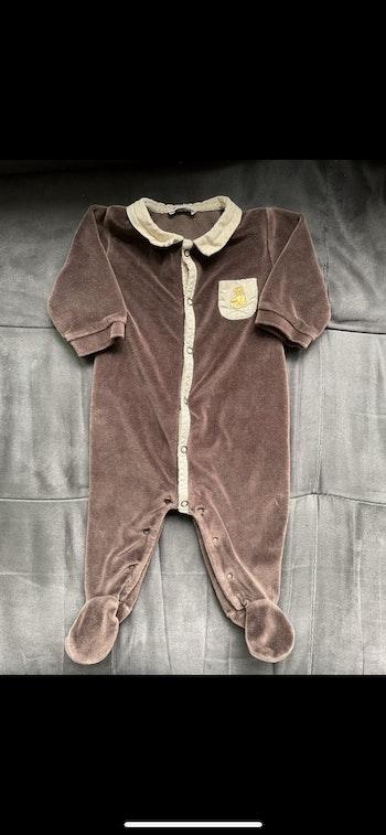 Pyjama jacadi taille 3 mois