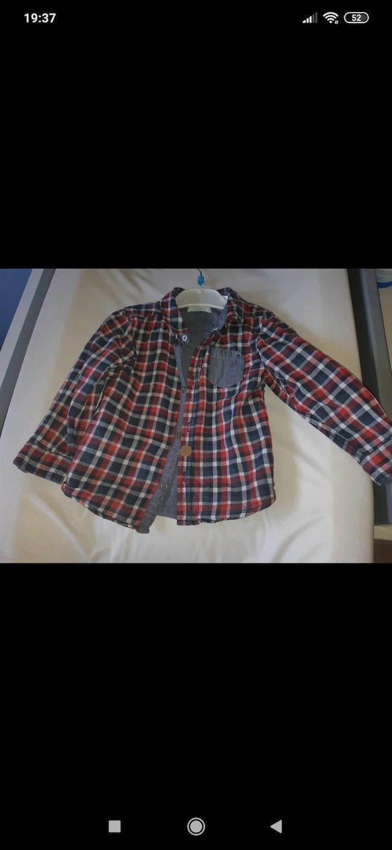 Lot de 4 chemises