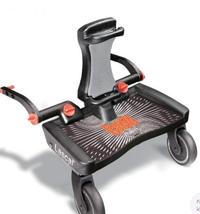 Buggyboard maxi + LASCAL