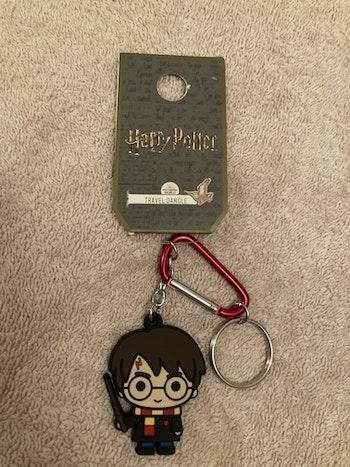 Porte clés Harry potter