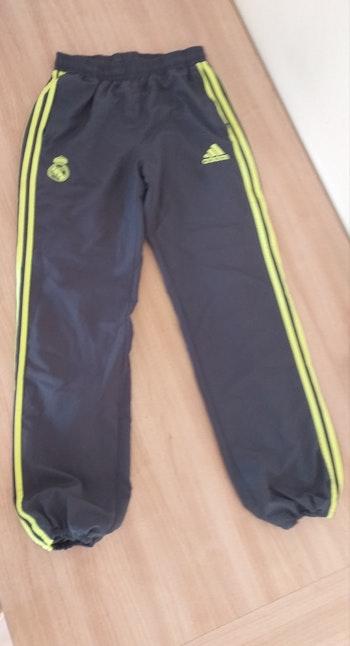 Jogging Real Madrid