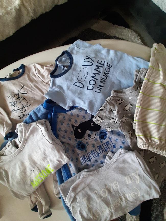 Lot Pyjamas 3mois