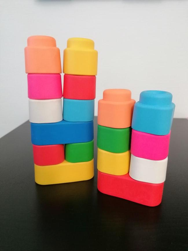 Cubes souples