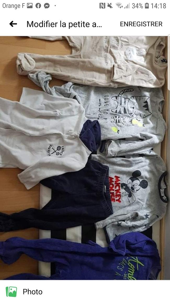 Pyjamas Disney zara