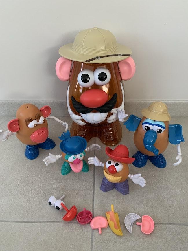 M. patate safari