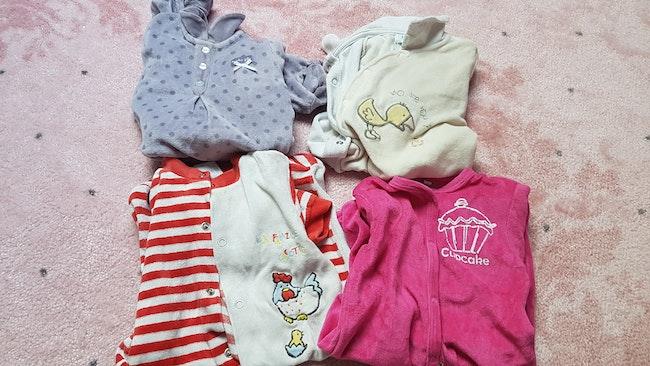 Pyjamas  bebe fille