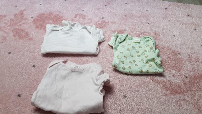 Lots des bodies 3 mois