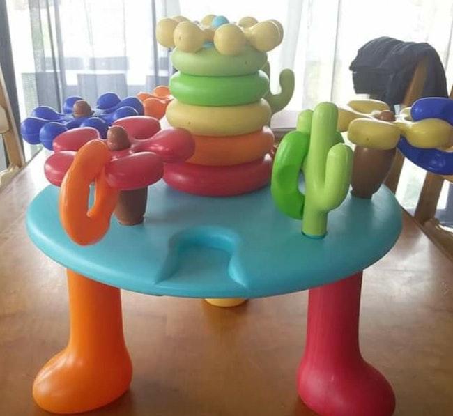 Table éveil