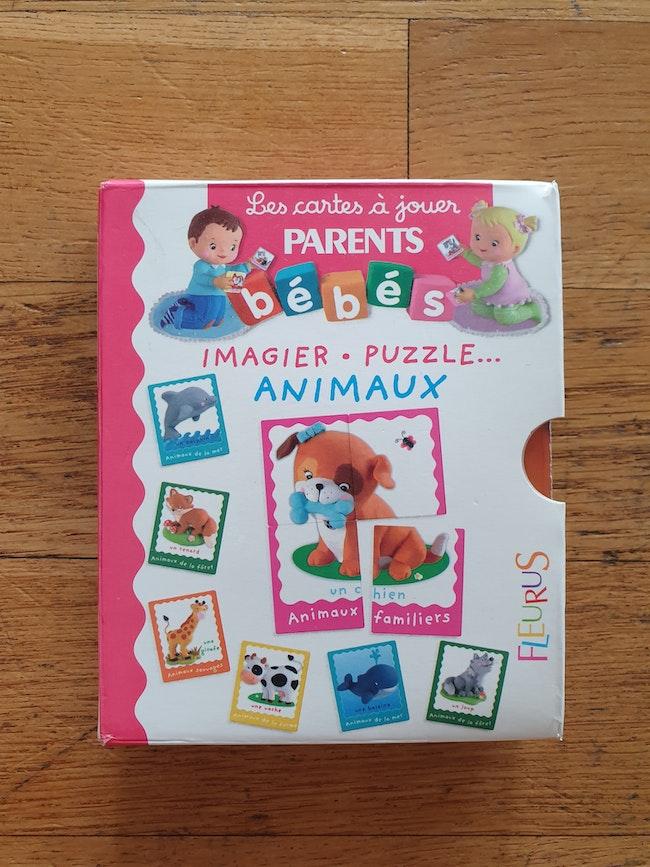 Cartes animaux/puzzle