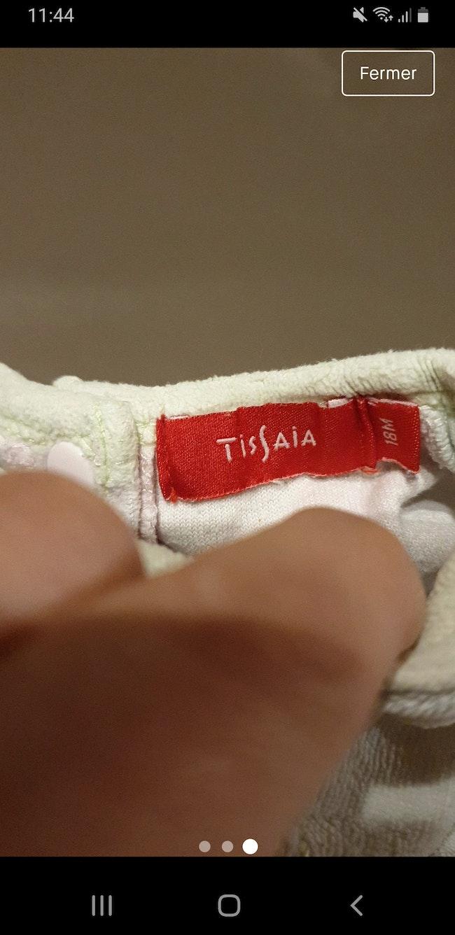 Pyjama fille 18 mois hiver 1 piece