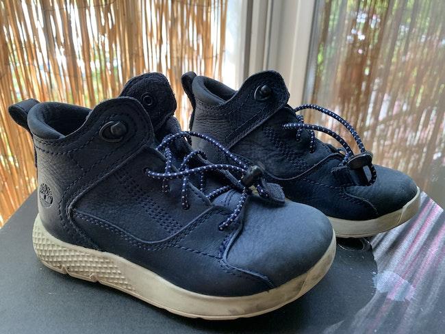 Chaussure Bleu marine Timberland