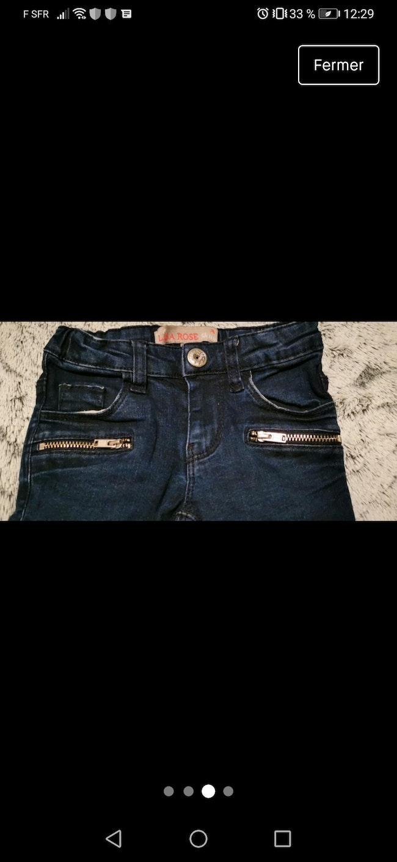 Jeans slim de chez Z